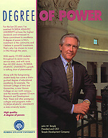 Senior executive portrait