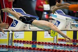 LEVY Matthew AUS at 2015 IPC Swimming World Championships -  Men's lOOm Freestyle S7 - Finals