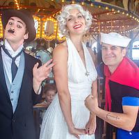Santa Monica Pier Carousel 100th Anniversary