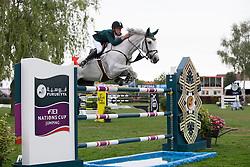 Allen Bertram (IRL) - Molly Malone V <br /> Furusiyya FEI Nations Cup<br /> Longines Spring Classic of Flanders<br /> CSIO5 Jumping Lummen 2014<br /> © Dirk Caremans