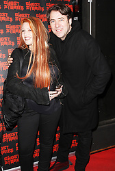 © Licensed to London News Pictures. 27/02/2014, UK. Jane Goldman & Jonathan Ross, Ghost Stories - Press Night, Arts Theatre, London UK, 27 February 2014. Photo credit : Brett D. Cove/Piqtured/LNP