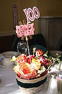 Freda Keller's 100th Birthday Party