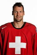 31.07.2013; Wetzikon; Eishockey - Portrait Nationalmannschaft; Benjamin Pluess (Valeriano Di Domenico/freshfocus)