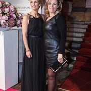 NLD/Amsterdam/20131111 - Beau Monde Awards 2013, Sjimmy Bruijninckx en Selma van Dijk