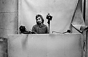Rolling Stones - Charlie Watts - Dynamic Sounds Studio, Kingston, Jamaica,1973