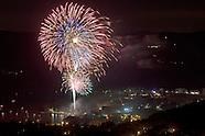 2012 West Point fireworks