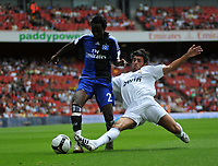 Photo: Tony Oudot/Richard Lane Photography. SV Hamburg v Real Madrid. Emirates Cup. 02/08/2008. <br />
