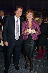 JOHN MADEJSKI and tv presenter CILLA BLACK at a party to celebrate the 25th anniversary of leading restaurant Le Caprice held at The Serpentine Gallery, London on 3rd October 2006.<br /><br />NON EXCLUSIVE - WORLD RIGHTS