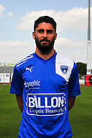 Jimmy Roye - 05.09.2014 - Photo officielle Niort - Ligue 2 2014/2015<br /> Photo : Philippe Le Brech / Icon Sport