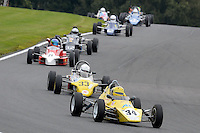 #34 Colin Williams PRS RH01 during the Avon Tyres FF1600 Northern Championship - Pre 90 at Oulton Park, Little Budworth, Cheshire, United Kingdom. October 08 2016. World Copyright Peter Taylor/PSP.