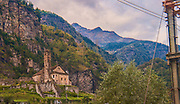 All of the images for this gallery were made while traveling from Paris to Lake Como by train.
