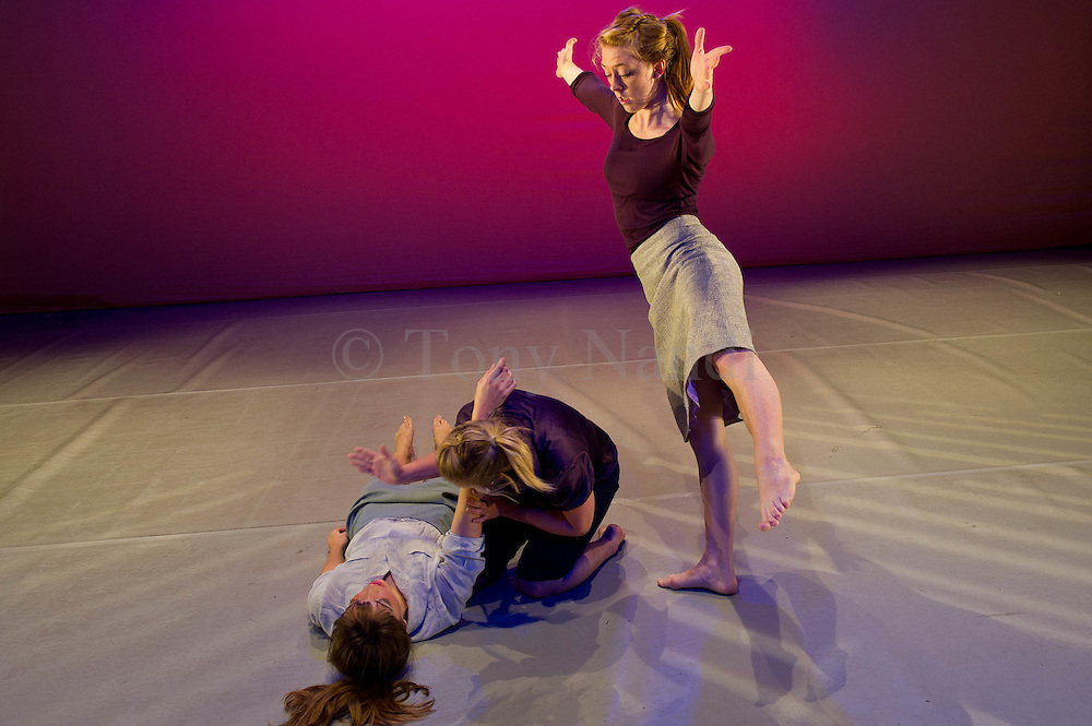 3-Fall are the undergraduate touring company of University of Chichester Dance Department