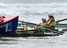 Tauranga-Surf Life Saving, collision of lifeboats