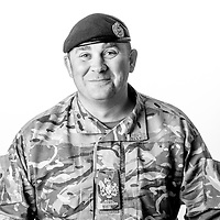 Wayne Bye, Army - Royal Engineers, Combat Engineer, EOD, Warrant Officer Class 1, 1990 - present, Norhern Ireland, Bosnia, Kosovo, Iraq, Afgahnistan, Cyprus,