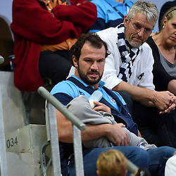 Bismarck Du Plessis of Montpellier during the Top 14 rugby match between Montpellier Rugby and Castres Olympique on October 8, 2016 in Montpellier, France. (Photo by Alexandre Dimou/Icon Sport)