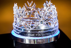 "Crown prior to the FIS Alpine Ski World Cup 2017/18 Men's Slalom race named ""Snow Queen Trophy 2018"", on January 4, 2018 in Course Crveni Spust at Sljeme hill, Zagreb, Croatia. Photo by Vid Ponikvar / Sportida"
