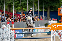 MEYER-ZIMMERMANN Janne Friederike (GER), BALI 32<br /> Münster - Turnier der Sieger 2019<br /> BRINKHOFF'S NO. 1 -  Preis<br /> CSI4* - Int. Jumping competition  (1.50 m) -<br /> 1. Qualifikation Grosse Tour <br /> Large Tour<br /> 02. August 2019<br /> © www.sportfotos-lafrentz.de/Stefan Lafrentz