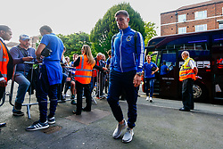 Gavin Reilly of Bristol Rovers arrives at Loftus Road prior to kick off  - Mandatory by-line: Ryan Hiscott/JMP - 28/08/2018 - FOOTBALL - Loftus Road - London, England - Queens Park Rangers v Bristol Rovers - Carabao Cup