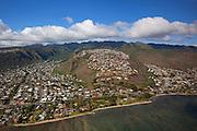 Hawaii Loa Ridge,  Oahu, Hawaii.