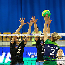 20151029: SLO, Volleyball - 2016 CEV Women Champions League, Calcit Ljubljana v PGE Atom Trefl Sopot