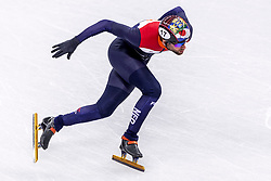 22-02-2018 KOR: Olympic Games day 13, PyeongChang<br /> Short Track Speedskating / Daan Breeuwsma of the Netherlands
