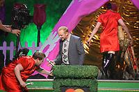 James Corden and Simon Pegg