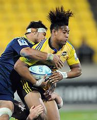 Wellington-Super Rugby, Hurricanes v Highlanders, May 16