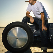 Bobby Green of Old Crow Speedshop, El Mirage, CA | Garage Magazine