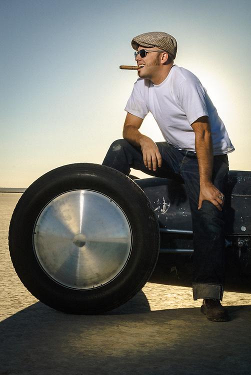 Bobby Green of Old Crow Speedshop, El Mirage, CA | Garage Magazine