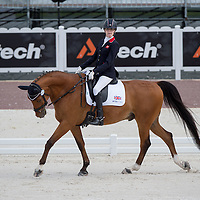 Para Dressage Team Test Grade Ia