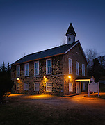 Mt. Gilboa AME Church in Oella. The oldest active African American church in Baltimore County, Maryland.