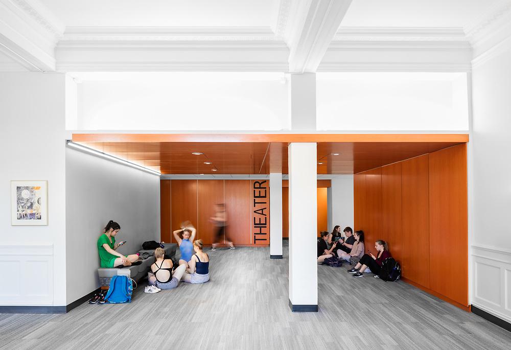 UNCG Rosenthal / Middle College | Vines Architecture | Greensboro, North Carolina