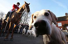 DEC 26 2012 Boxing Day hunt