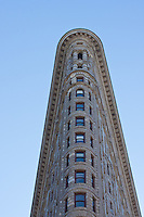 Flatiron building in New york City in October 2008