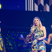 NLD/Amsterdam/20190215 - Ladies of Soul 2019, Glennis Grace, Candy Dulfer en Edsilia Rombley