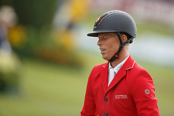 Kuhner Max, (AUT)<br /> Team completion and 2nd individual qualifier<br /> FEI European Championships - Aachen 2015<br /> © Hippo Foto - Dirk Caremans<br /> 20/08/15