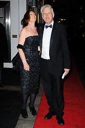 Nick Owen arrives at the Daily Mail Inspirational Woman of The Year Awards, London, Wednesday January 18, 2012. Photo By i-Images