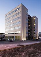 Höfuðstöðvar Straums Burðarás.Straumur Burðars Office building.