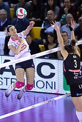 01-05-2017 ITA: Liu Jo Volley Modena - Igor Gorgonzola Novara, Modena<br /> Final playoff match 1 of 5 / BARUN-SUSNJAR KATARINA<br /> <br /> ***NETHERLANDS ONLY***