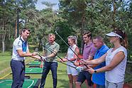 Golfles/ Open Golfdagen/ Starters