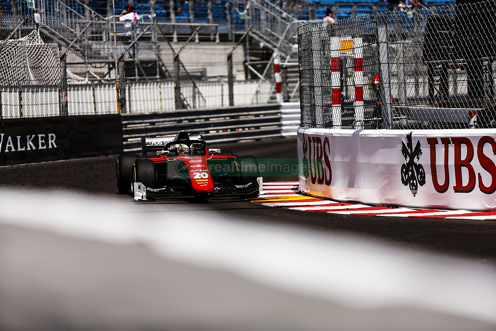 May 25, 2018 - Montecarlo, Monaco - 20 Louis DELETRAZ from France of CHAROUZ RACING SYSTEM during the Monaco Formula One Grand Prix  at Monaco on 23th of May, 2018 in Montecarlo, Monaco. (Credit Image: © Xavier Bonilla/NurPhoto via ZUMA Press)