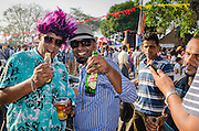 During Carnival, Panaji, February 2015