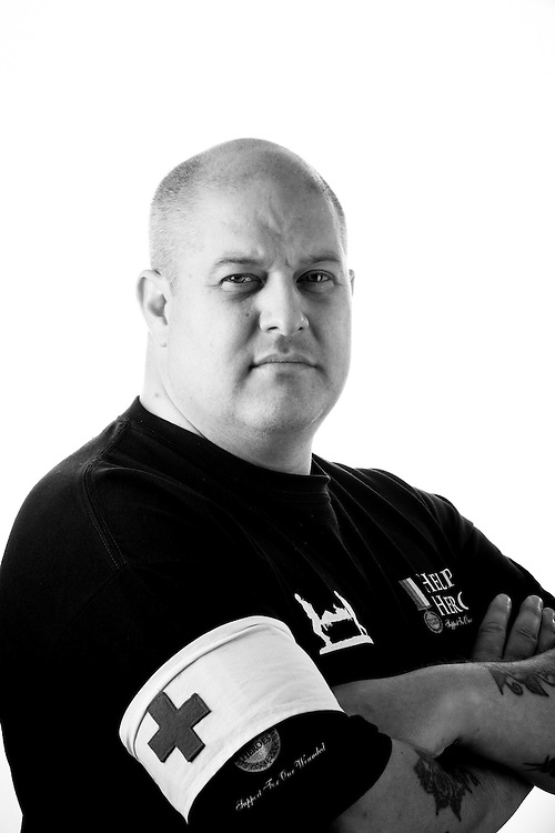 Jay Reynolds, RN/RN - Royal Navy Commando Squadron, 1988-1993, Commando Engineer, LAEM, GW1.  Since leaving the Forces, Jay studied and became a doctor.  He is also a rehab specialist with the forces charity 'Help for Heroes'.