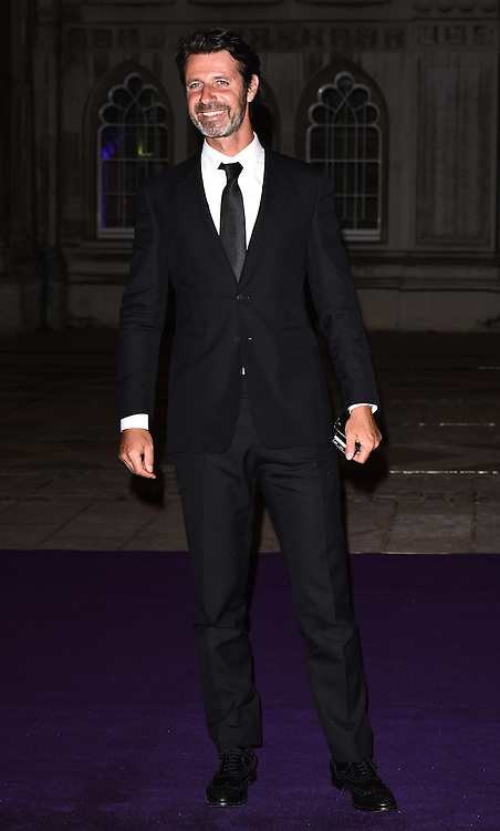Patrick Mouratoglou attends the 2015  Wimbledon Champions Dinner at The Guildhall, Gresham Street, London on Sunday 12 July 2015