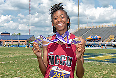 2019 NC Central Track at MEAC Outdoor Track and Field Championships