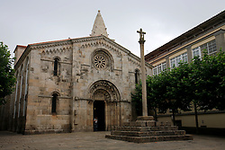 SPAIN GALICIA LA CORUNA 26AUG11 - Old church in the city centre of La Coruna, Galicia, Spain.....jre/Photo by Jiri Rezac....© Jiri Rezac 2011