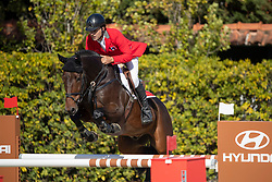 Rutschi Niklaus, SUI, Cardano CH<br /> FEI Jumping Nations Cup Final<br /> Barcelona 2019<br /> © Hippo Foto - Dirk Caremans<br />  03/10/2019