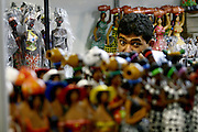 Belo Horizonte_MG, Brasil...XVIII Feira Nacional de Artesanato, realizada na Expominas em Belo Horizonte, Minas Gerais...18th National Craft trade fair in Expominas, Belo Horizonte, Minas Gerais....Foto: VICTOR SCHWANER / NITRO.