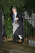 TOM STOPPARD, Sir David and Lady Carina Frost annual summer party, Carlyle Sq. London. 5 July 2007  -DO NOT ARCHIVE-© Copyright Photograph by Dafydd Jones. 248 Clapham Rd. London SW9 0PZ. Tel 0207 820 0771. www.dafjones.com.