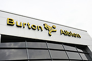 Burton Albion ahead of the EFL Sky Bet Championship match between Burton Albion and Nottingham Forest at the Pirelli Stadium, Burton upon Trent, England on 11 March 2017. Photo by Jon Hobley.